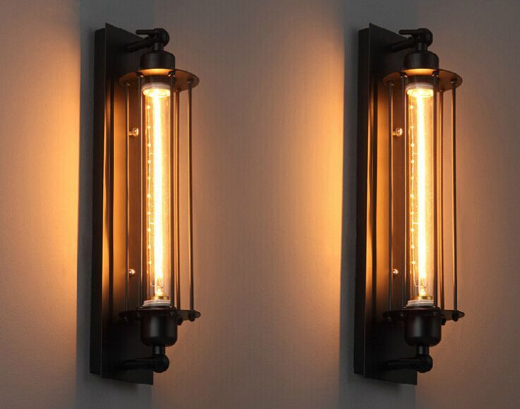 American Style Edison Vintage Industrial Wall Sconce Lamp Edison Lighting Fixture In Wall L Industrial Wall Lamp Industrial Wall Lights Industrial Wall Sconce