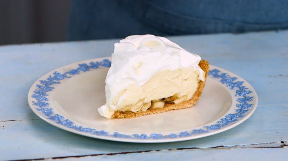 Cream Pie Recipe  - Pies, Tarts, Crumbles and More -Banana Cream Pie Recipe  - Pies, Tarts, Crumble