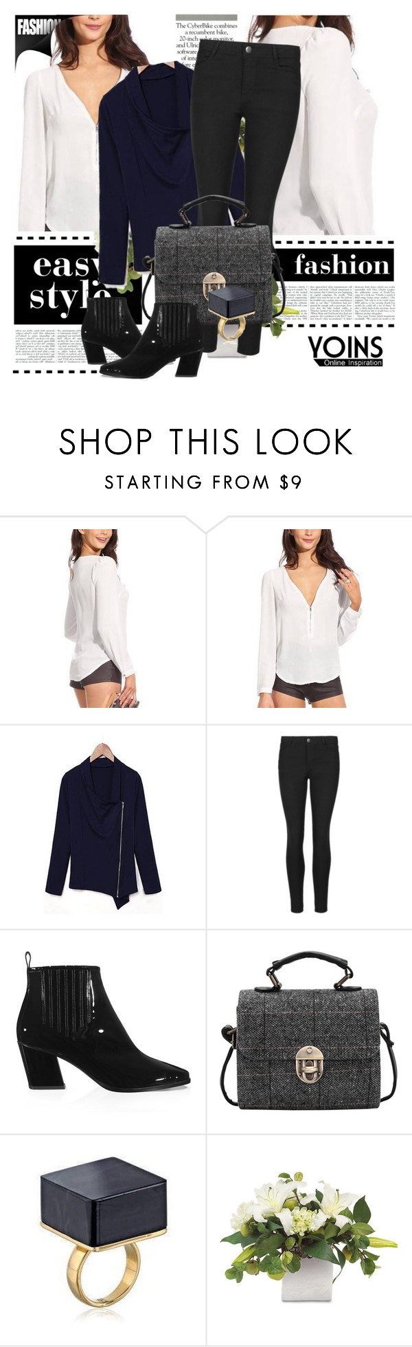 """""""Yoins III/5"""" by angel-a-m ❤ liked on Polyvore featuring Roger Vivier and yoins"""