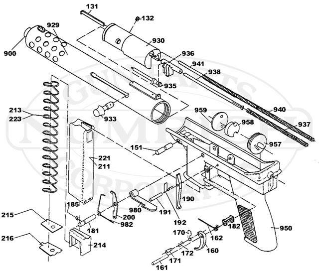 Crossbow Trigger Mechanism