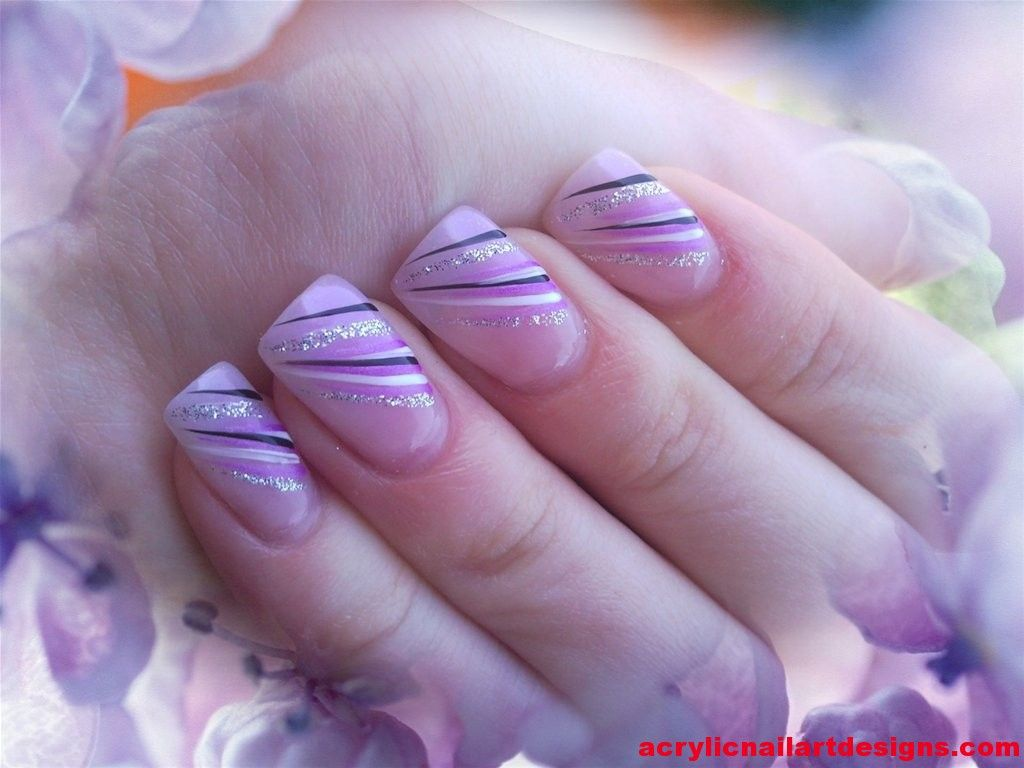 Acrylic Nail Designs | ... Acrylics Are More Popular Than Gel Nails |  Acrylic - Acrylic Nail Designs Acrylics Are More Popular Than Gel