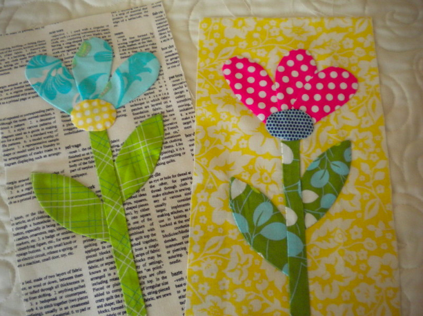 How to hand appliqué a tutorial felt sewing crafts hand