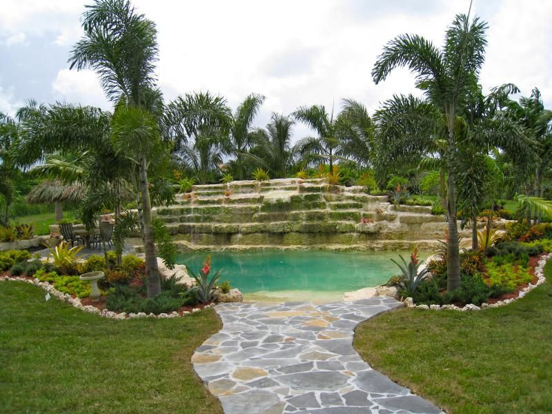 Redland Resort: This is a beautiful oasis created by Jungle B\'s ...