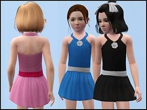 3b496e1f0 Mod The Sims - Stylish Summer dress for girls
