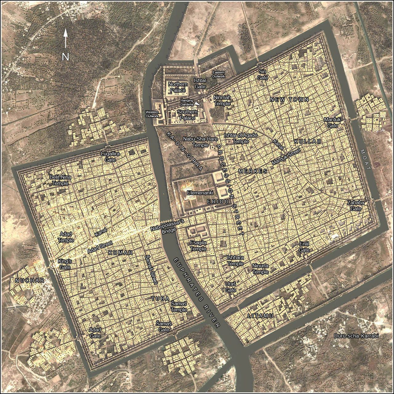The ancient city of Babylon. | Ancient babylon, Ancient ... on aerial map of manhattan, aerial map of ephesus, aerial map of jordan, aerial map of stonehenge, aerial map of angkor wat, aerial map of greece, aerial map of troy, aerial map of rome, aerial map of machu picchu, aerial map of petra, aerial map of iran, aerial map of syria, aerial map of jericho, aerial map of iraq, aerial map of jerusalem, aerial map of middle east, aerial map of atlantis, aerial map of atlantic city, aerial map of pompeii,