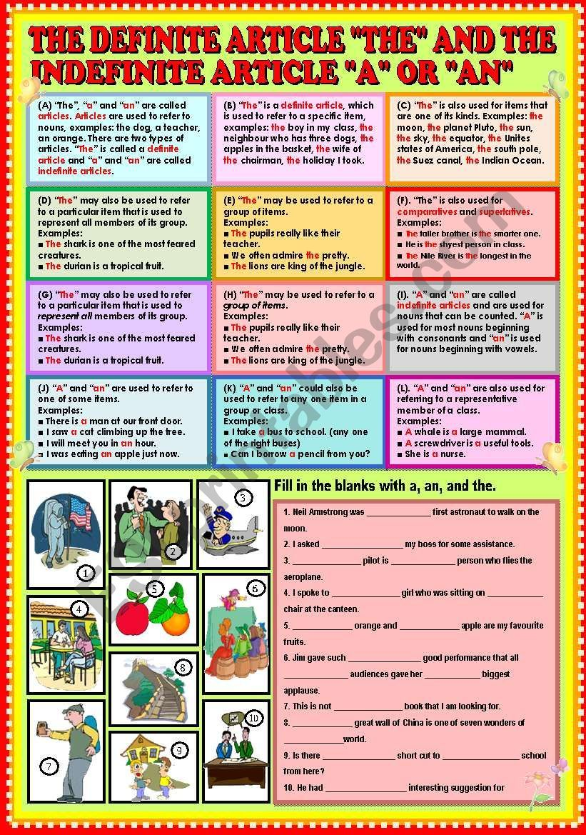 The Complete Notes About Article A An And The The Difference Between The Definite And The Indefinite Article The Grammar Worksheets Article Grammar Grammar [ 1169 x 821 Pixel ]