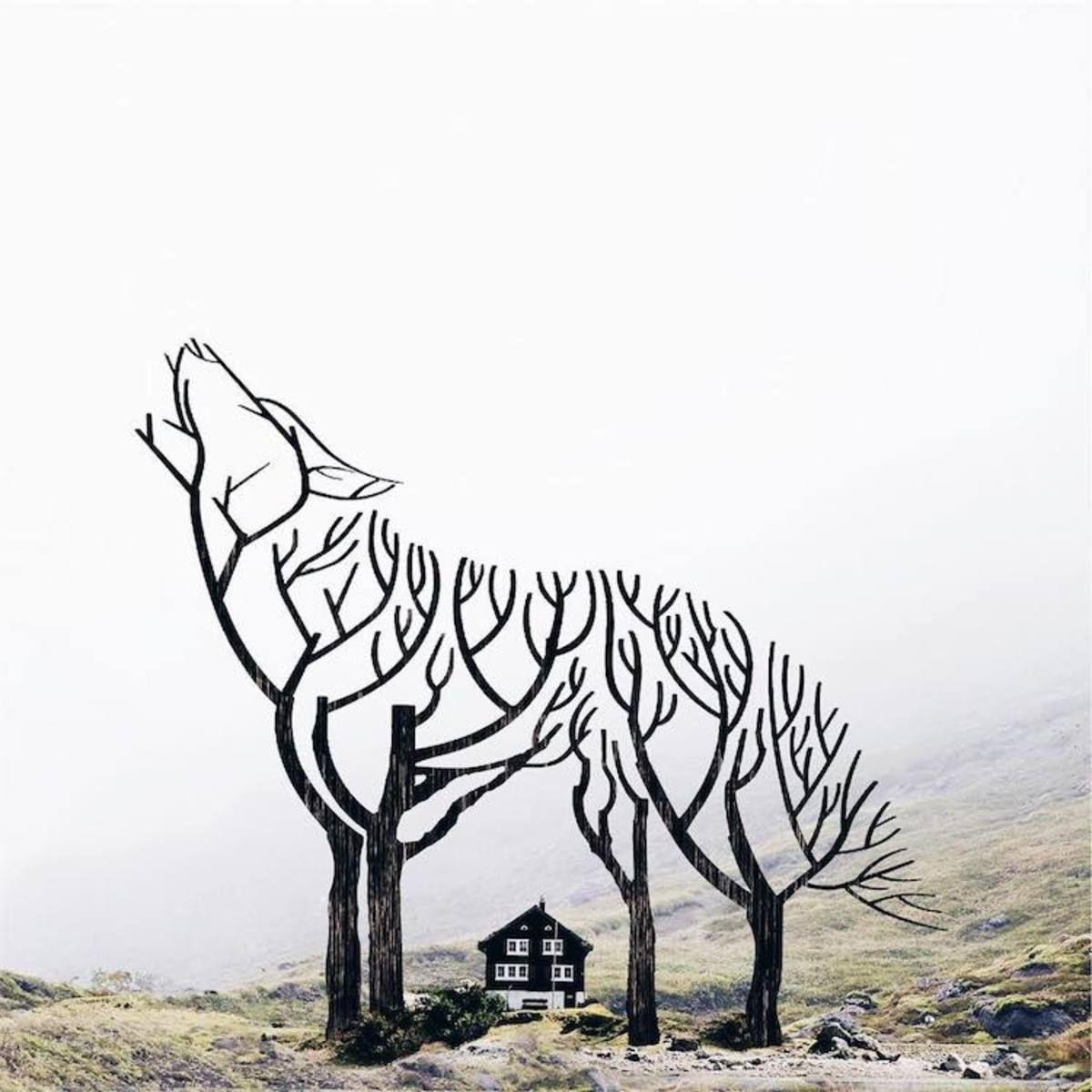 Photographer Uses Photoshop To Create Surreal Dreamy Composite - Photographer uses photoshop to create surreal dreamy composite images