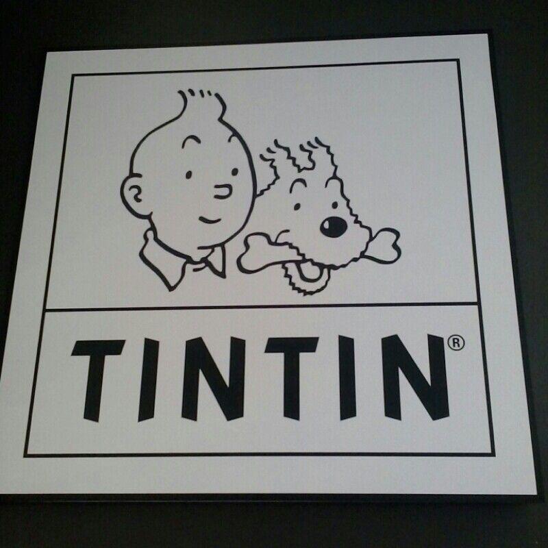 'The Adventures of Tintin' Hergé
