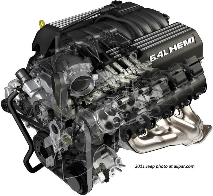 2018 Dodge Charger Camshaft: Hemi V8 Engines Want This For My Car!: