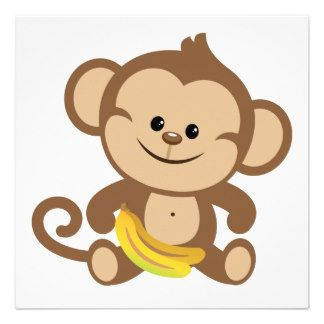 302 views cakes monkeys pinterest monkey clip art and babies rh pinterest com cute baby monkey clip art free cute baby monkey clip art free