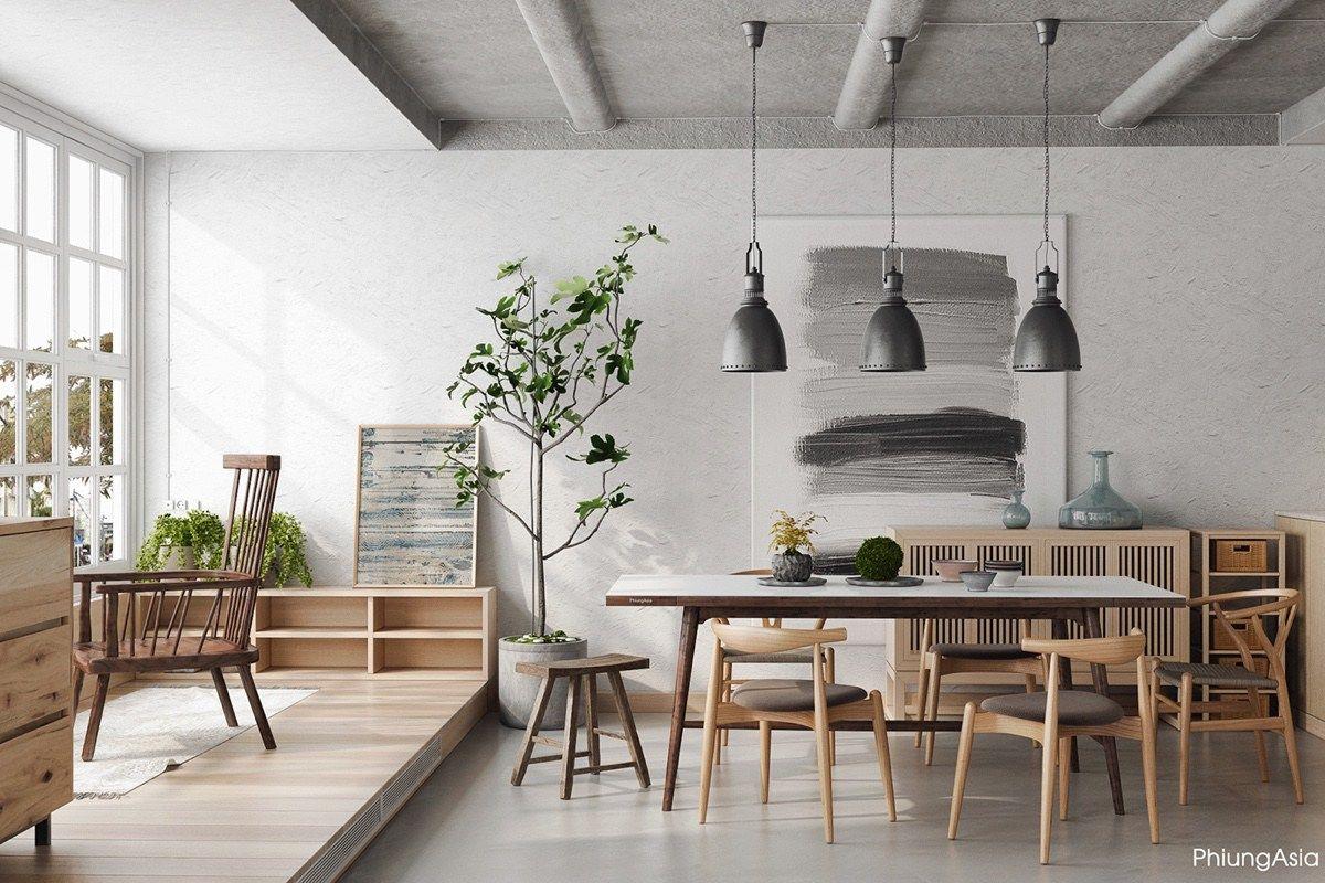 32++ Decoration salle a manger zen ideas