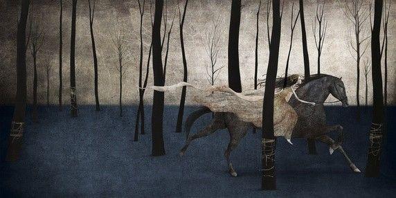 Gabriel Pacheco «Beauty and the Beast» — Картинки и ...