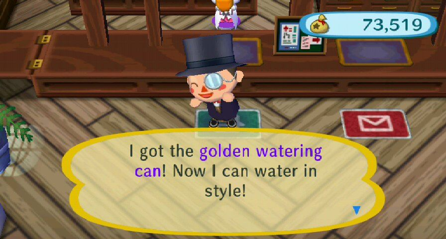 6c91480149b16868932bab22f95acffd - How To Get Golden Tools In Animal Crossing New Leaf