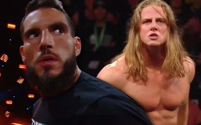 Matt Riddle Reacts To Johnny Gargano S Heel Turn At Nxt Takeover Portland Johnny Nxt Takeover Riddles