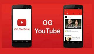 برنامج OG YOUTUBE لتحميل الفيديو على الموبايل ( خاص للاندرويد ) - منتديات  درر العراق