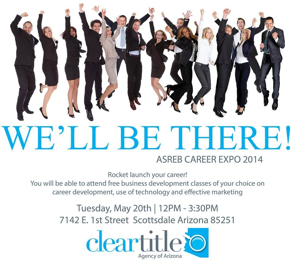 The Arizona School Of Real Estate And Business Career Expo Events