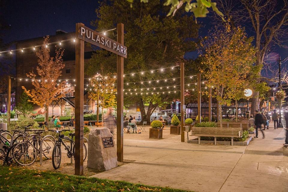 2018 Asla通用设计类荣誉奖 Pulaski公园的新构想 美国马萨诸塞州 Stimson 谷德设计网