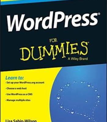 FREE WORDPRESS FOR DUMMIES PDF DOWNLOAD