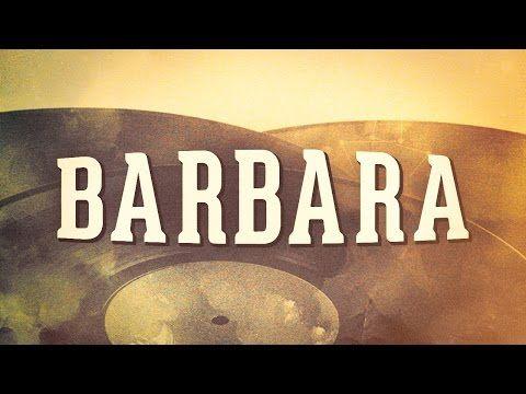 barbara vol 1 les grandes dames de la chanson fran aise album complet youtube franse. Black Bedroom Furniture Sets. Home Design Ideas