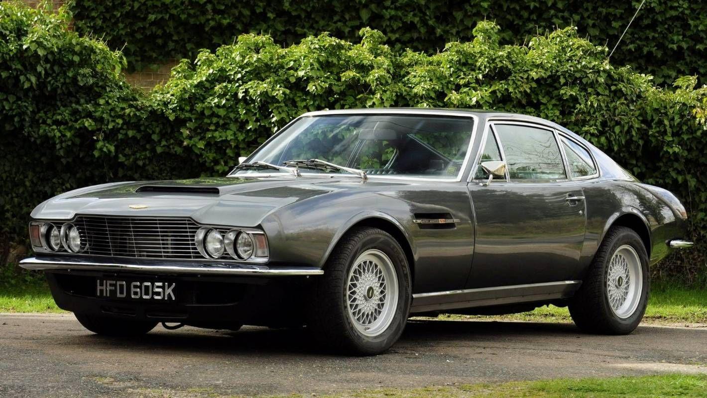 The Five Coolest Aston Martins James Bond Has Ever Driven Aston Martin Dbs Aston Martin James Bond Cars