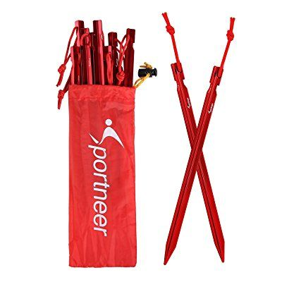 The Best Tent Stake For An Amazing And Excellent Standing Tent  sc 1 st  Pinterest : best tent stakes - memphite.com