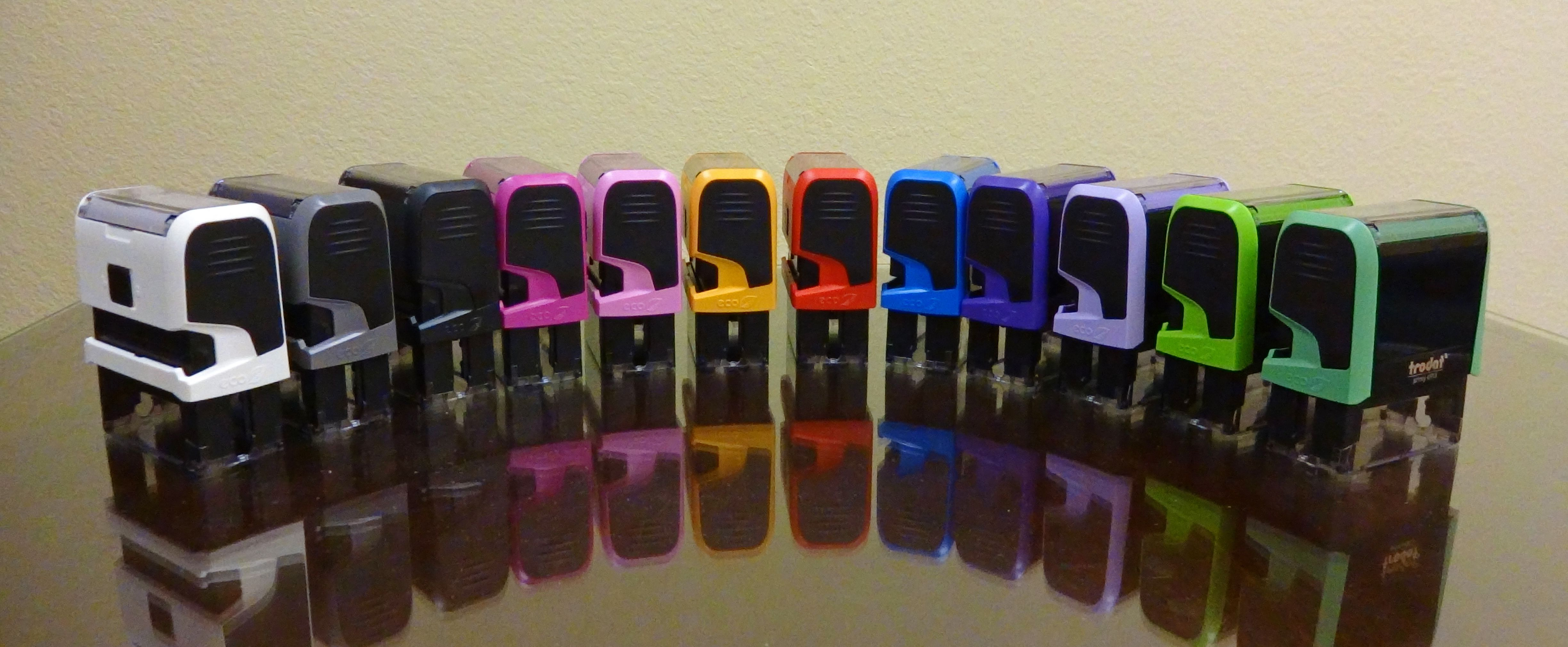 Decisions Decisions Why Npu Loves The Trodat Notary Stamp Color Options We Offer The Trodat Notary Stamp In All Of Our Not Notary Notary Stamp Notary Public