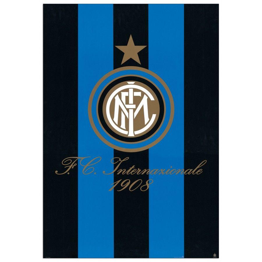 INTER - FC Internazionale 1908 (70x100 cm / 60x90 cm) #artprints #interior #design #sports #print Scopri Descrizione e Prezzo http://www.artopweb.com/EC20233