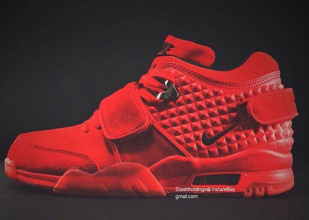 Victor Cruz Nike Signature Shoe | Zapatos deportivos, Zapatos ...
