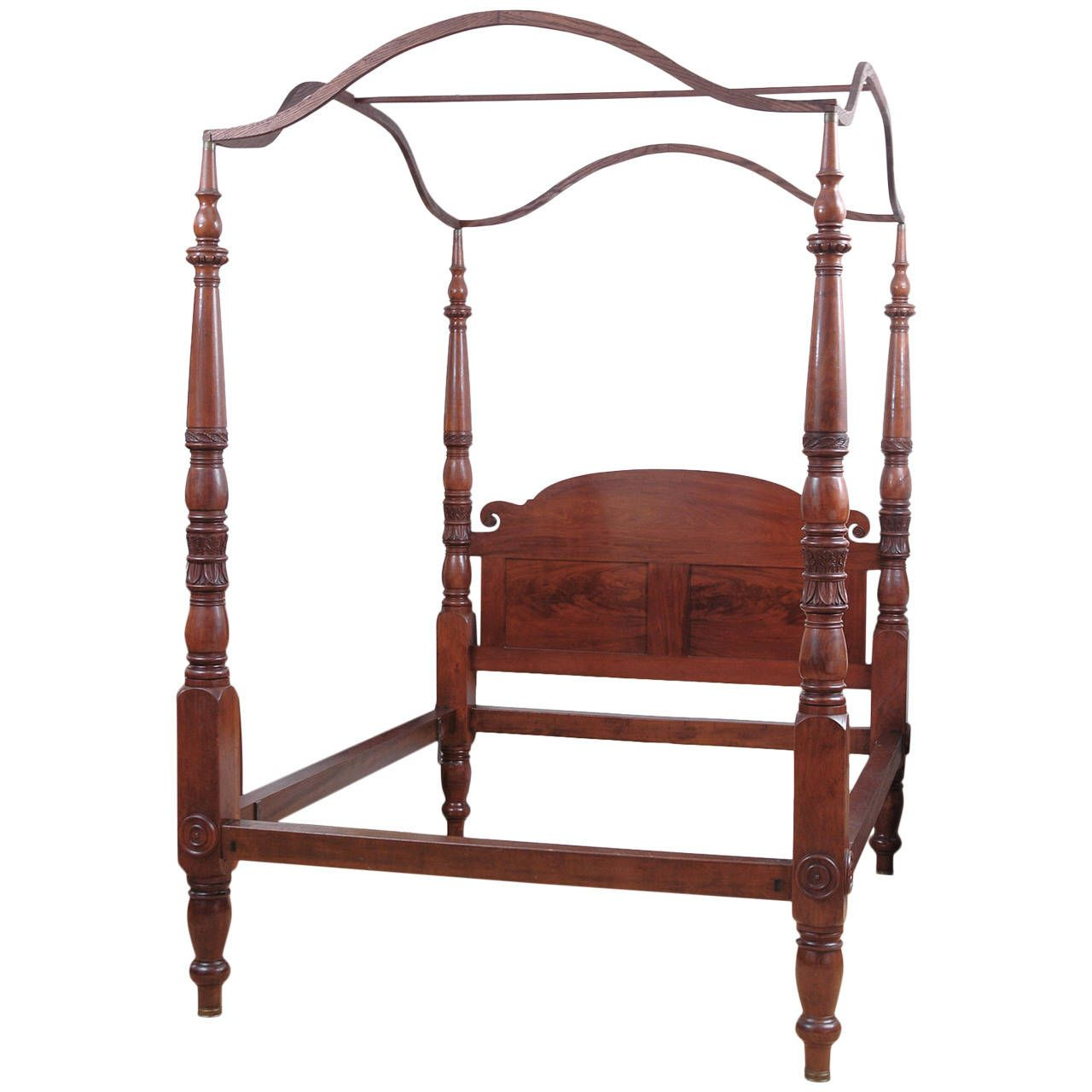 Antique 4 Poster Beds