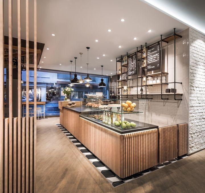 primo cafe bar by dia dittel architekten t bingen germany retail design blog restaurant. Black Bedroom Furniture Sets. Home Design Ideas