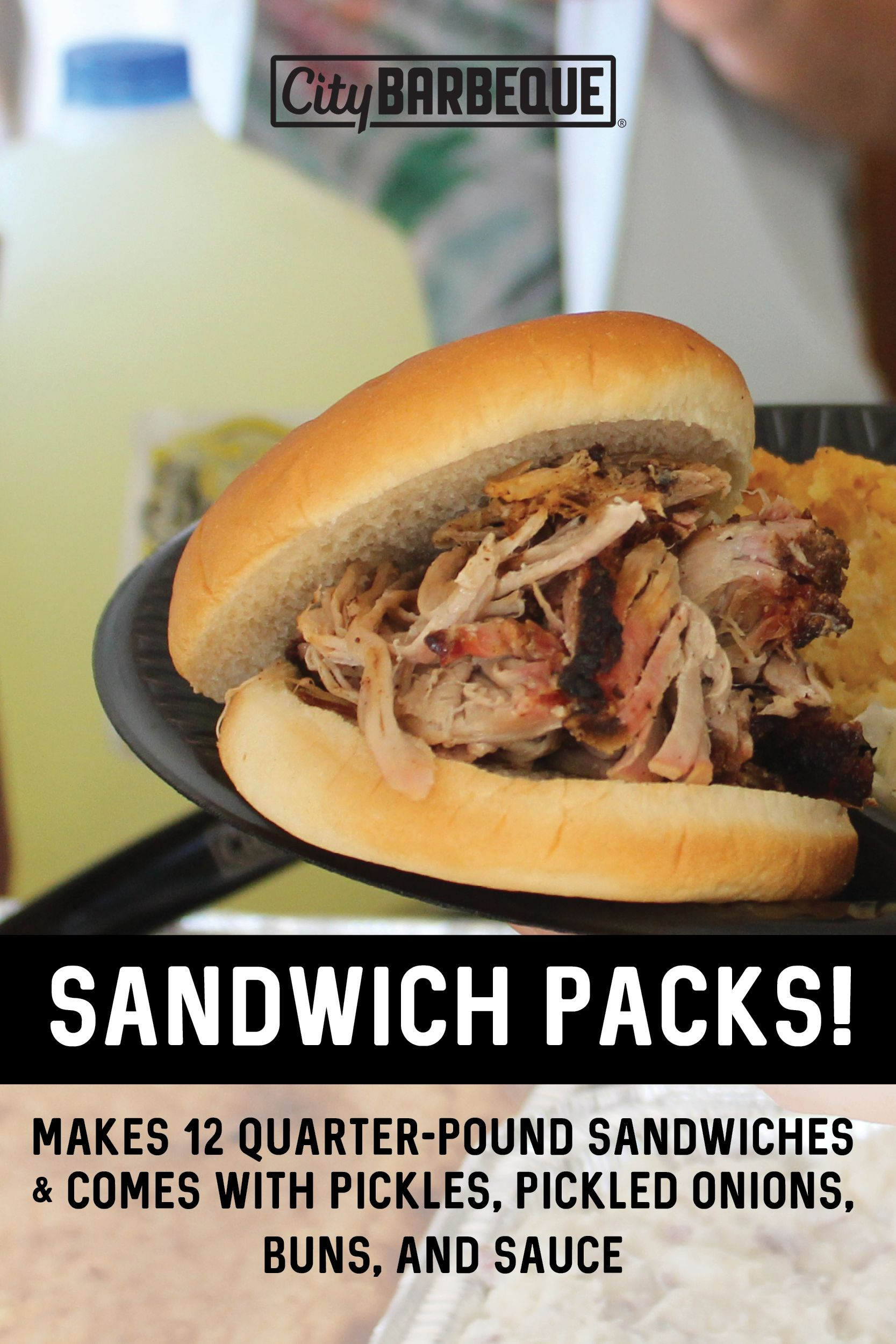 Sandwich Packs Perfect For Your Viewing Party Instapot Recipes Pickled Onions Barbeque Sandwiches
