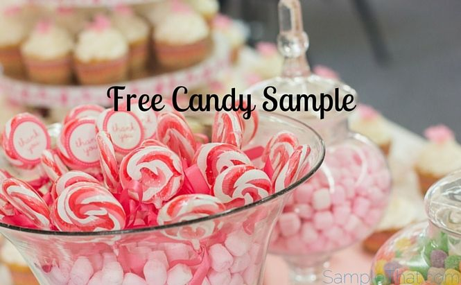 Free Candy Sample Free candy