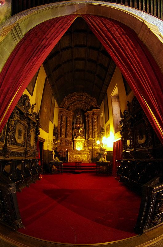 Barcelos août 2014 -  007 Igreja de Santa Maria Maior - Matriz