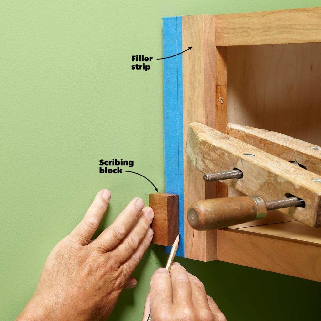 How to Install Cabinets Like a Pro | Installing kitchen ...