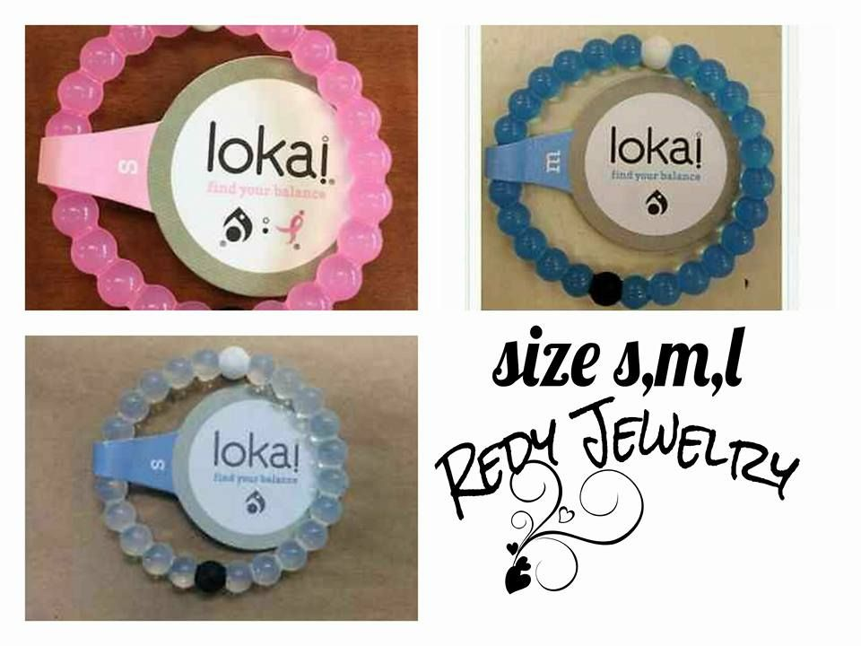 Authentic Lokai Bracelet for $11.99 and FREE SHIPPING !!!!!  The bracelet is infused with elements sourced from the highest and lowest points on Earth. The white ball, carrying water from Mt. Everest, and the black ball, holding mud from the Dead Sea, exist on opposite ends.  A string of clear beads link the two, signifying that throughout life's circular journey, your path is your own.  GET YOURS AT http://www.redyjewelry.com/?Click=455