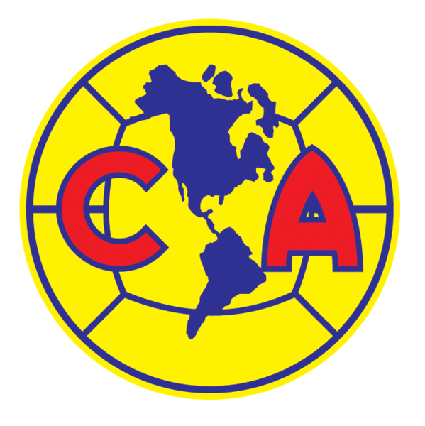 File Clubamericalogo 1 Png Wikipedia The Free Encyclopedia Club America America De Mexico America Equipo