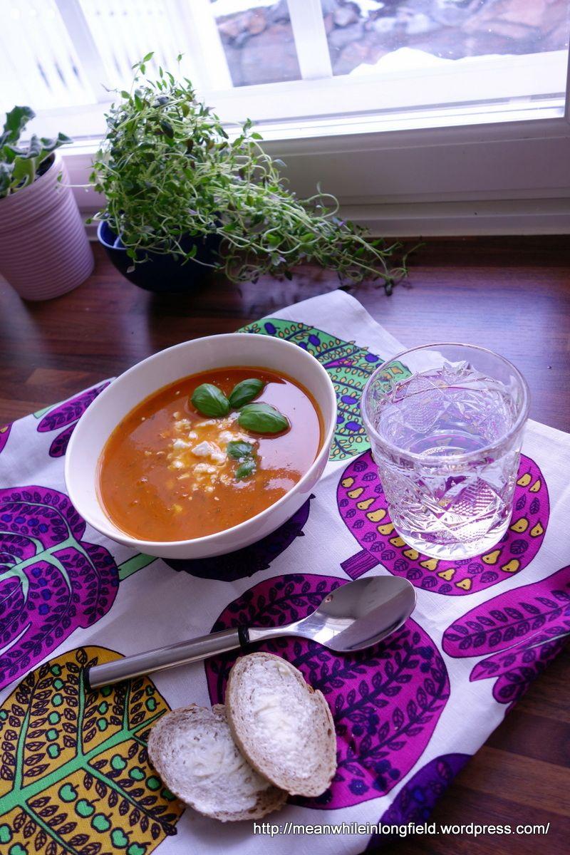 Jamie Oliver tomato soup