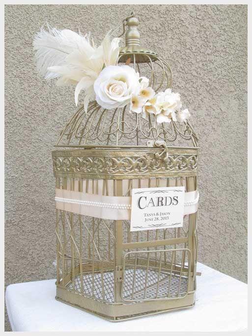 Wedding Card Holder Ideas