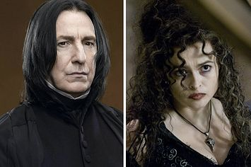 Snape, Bellatrix