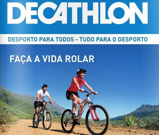 Folheto Decathlon de 11 a 27 de Abril - http://goo.gl/oMK1NE  Por: Renas Etiquetas: #ParaPoupar, #Decathlon, #Desporto