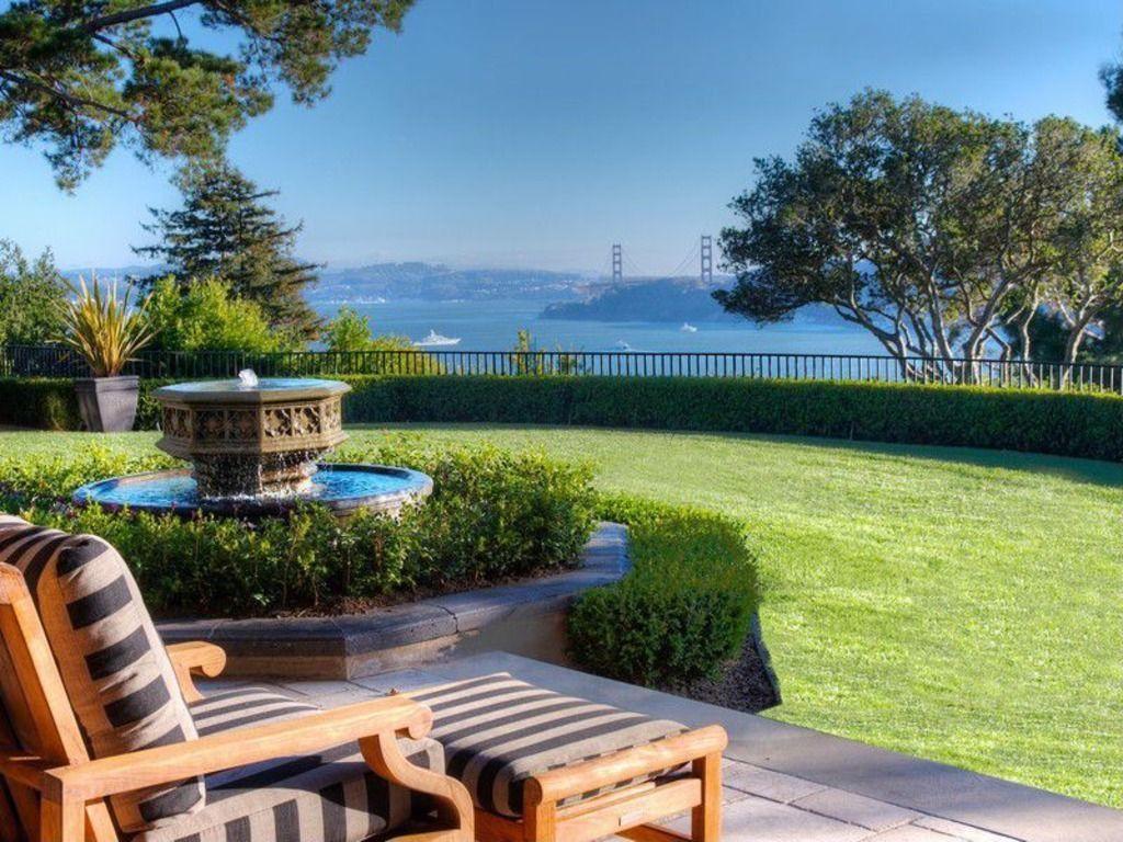 Villa Belvedere - Belvedere California - Luxury Home - San Francisco ...