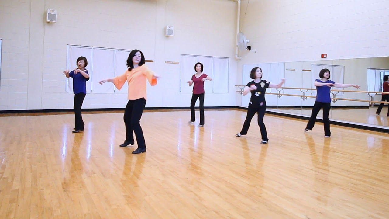 Honestly Line Dance (Demo) Line dancing, Dance, Demo