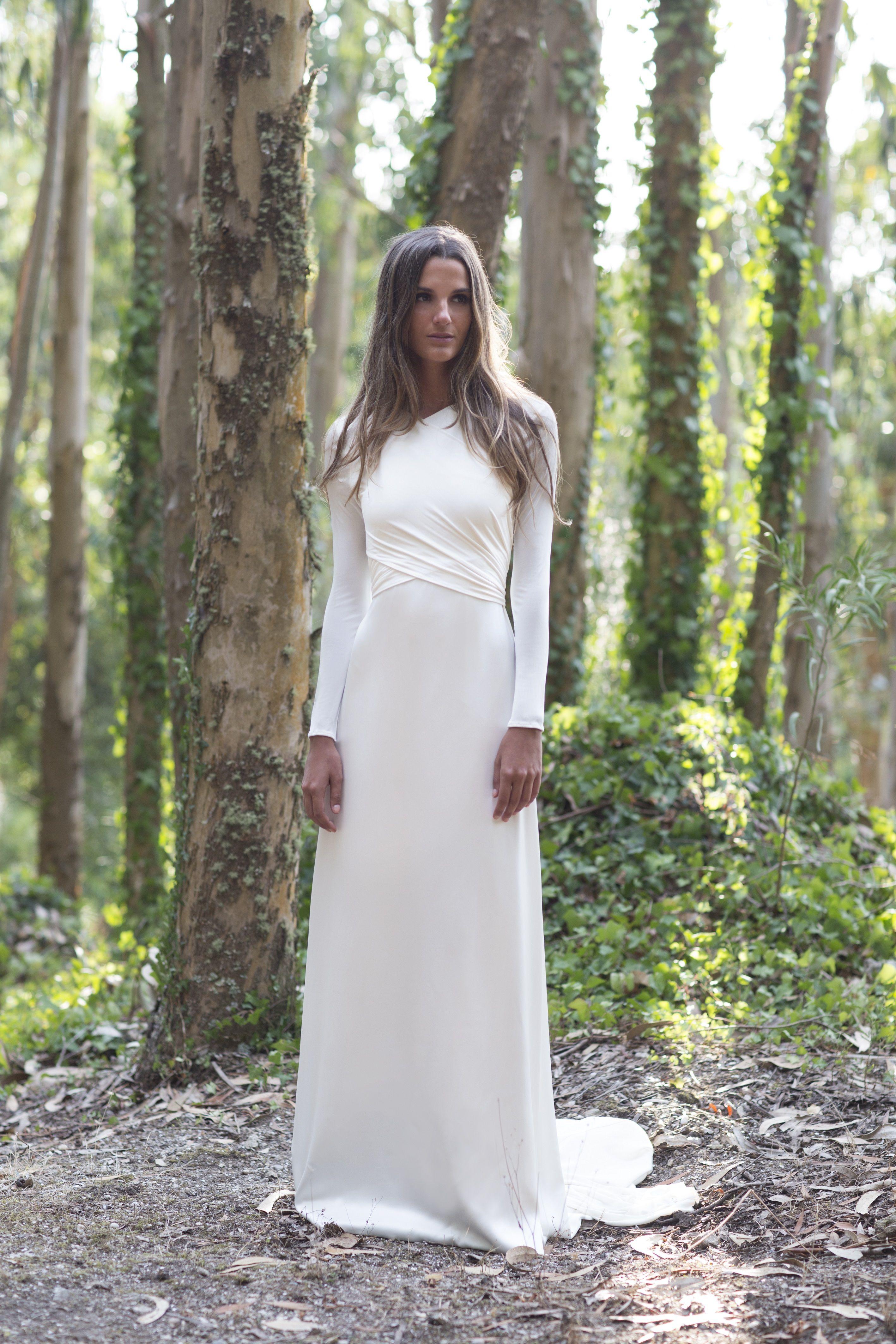 29371927cb41 Vestido de Novia San Simón | Engagement Party en 2019 | Vestidos de ...