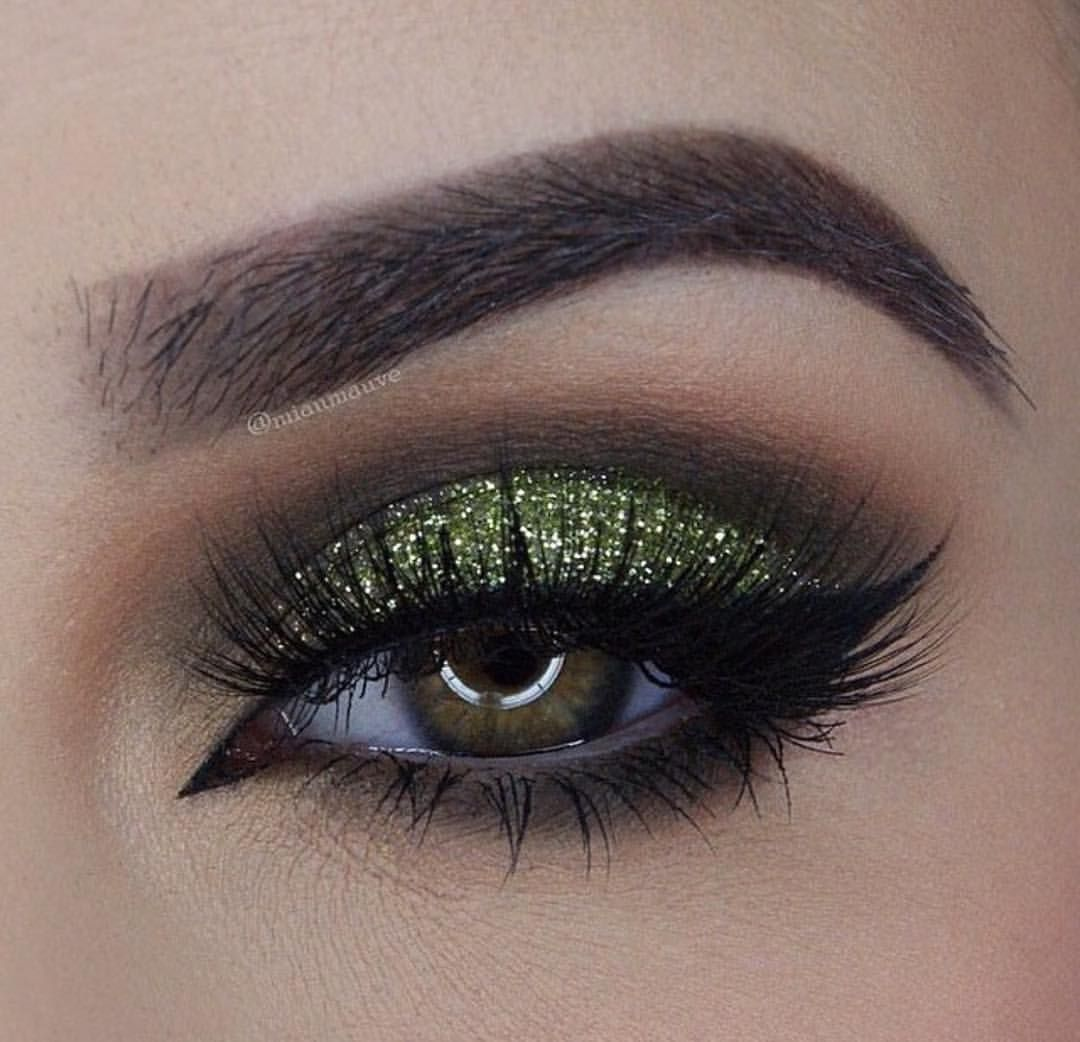 """L'Oréal Paris Official on Instagram """"I spy with my green"""
