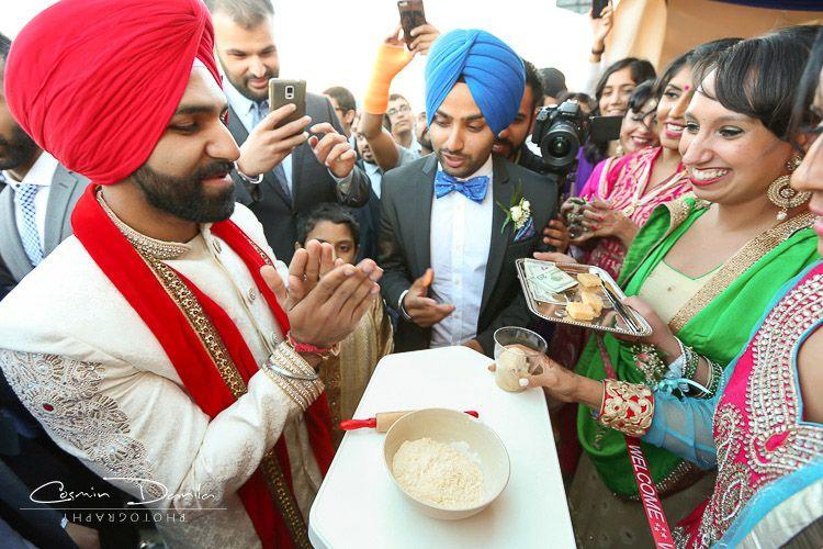 Punjabi Wedding Photography Calgary Sikh Marriage Pictures Canada