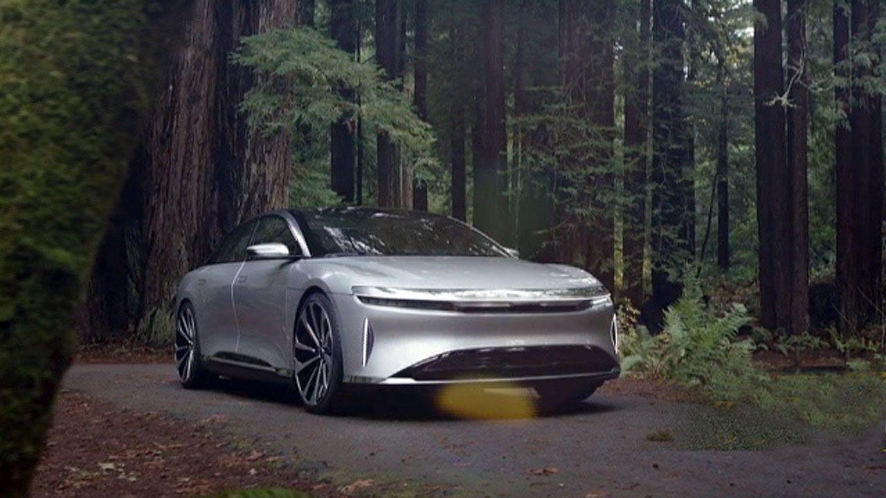 Lucid Motors Reveals Tesla Fighting Electric Air Http Marketing Data Biz Advices Advertising Lucid Motors Reveals Tesla Fighti Tesla Electricity Future Car