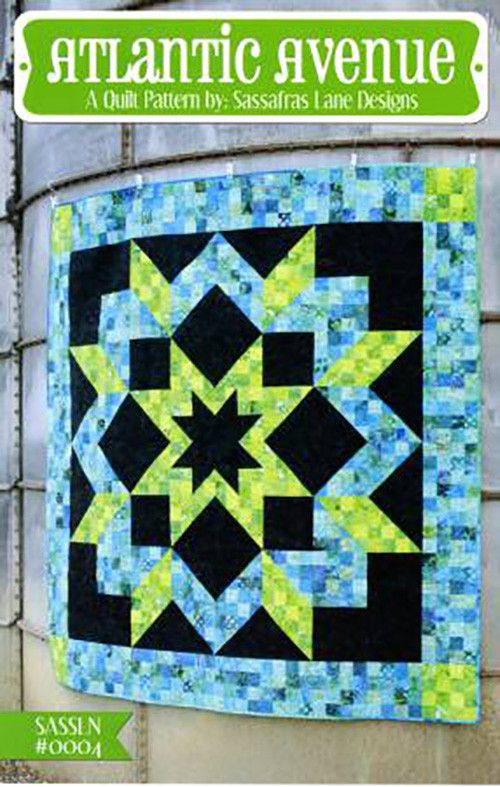 Quilt Pattern - Atlantic Avenue