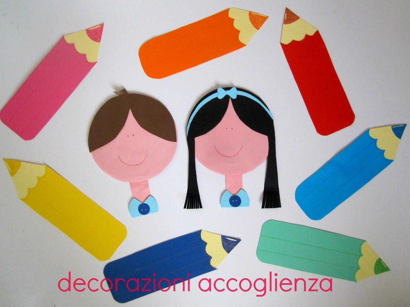 Risultati immagini per addobbi aula scuola primaria for Addobbi scuola infanzia