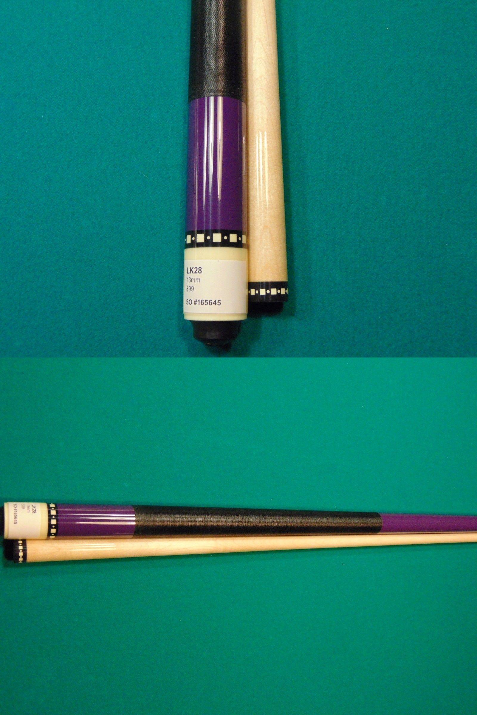 McDermott Lucky Pool Cue (Dark Purple | Cue | Pool cues