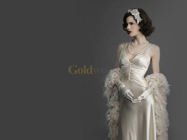 Old Hollywood Glamour Wedding Dresses - Ocodea.com